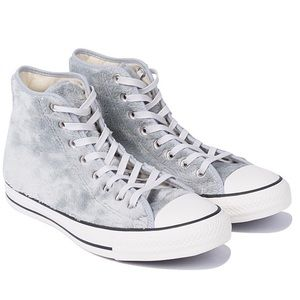 Converse NWOT Fuzzy High Tops